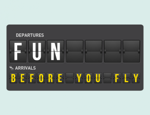 Fun Before You Fly