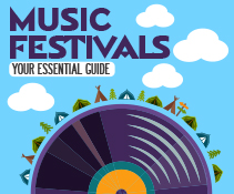 Music festivals, your essential guide with Gumtree