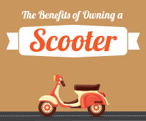 The benefits of owning a scooter