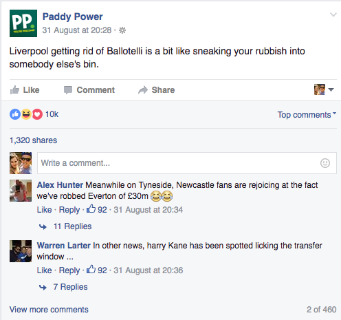 paddy power offensive 2