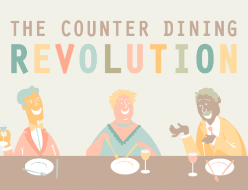 The Counter Dining Revolution