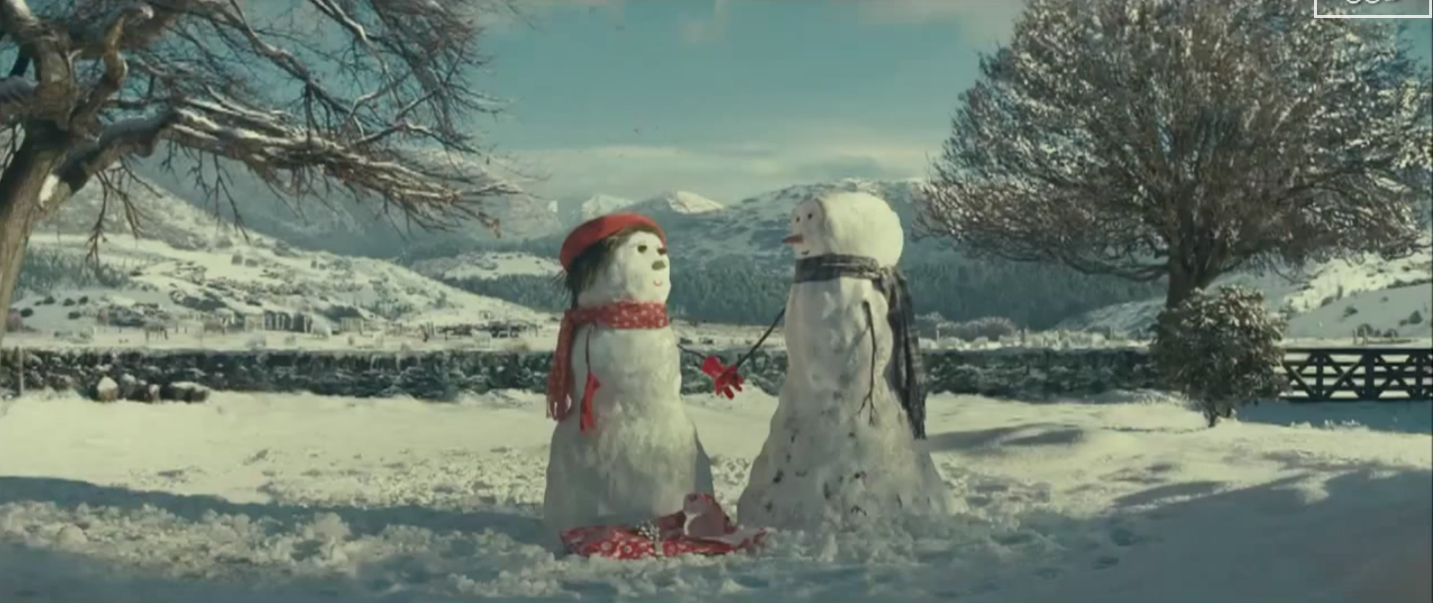 johnlewis com christmas advert analysis